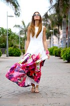 choiescom dress - chicnova bag