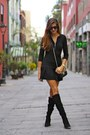 Zara-boots-zara-dress-imperio-clandestino-bag