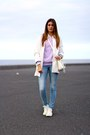 Zara-coat-sammydress-sweater-persunmall-bag-converse-sneakers