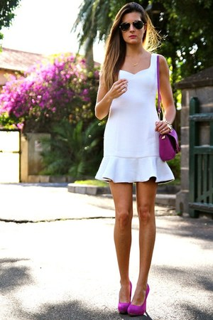 Zara bag - choiescom dress