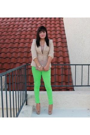 Rue 21 jeans - wild pair Bakers heels