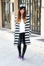Black-asos-leggings-white-asos-blazer-white-splendid-top