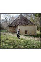 Kookai pants - vintage blouse - La halle blazer - vintage accessories - Jacqueli