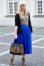 blue SH skirt