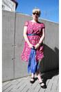 Magenta-asoscom-dress