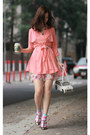 Bubble-gum-romwecom-dress-salmon-star-coat-ivory-amliya-bag-sky-blue-h-m-s
