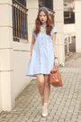 Light-blue-front-row-shop-dress-tawny-chicwish-bag-white-the-layers-socks