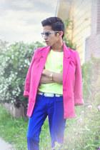 blue luckybrand jeans - light blue Oscar Magnuson sunglasses