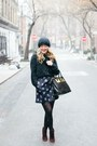 Crimson-joie-boots-black-sophie-hulme-bag-navy-club-monaco-skirt