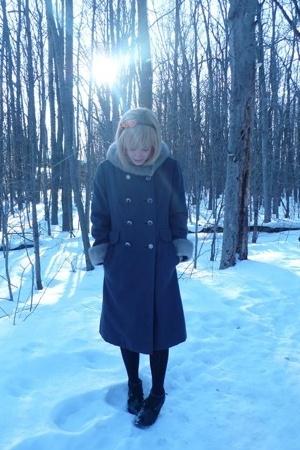 liebemarlene vintage coat