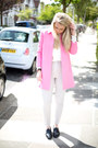 Pink-coat-zara-jacket