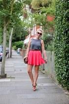 old Topshop skirt