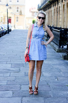 Primark dress - Topshop sandals