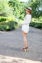 2nd Day top - shoes Topshop sandals