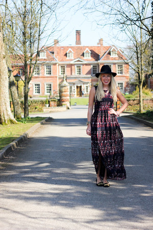 maxi H&amp;M dress