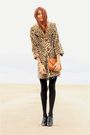 Beige-vintage-coat-purple-vintage-dress-black-steve-madden-shoes-dress