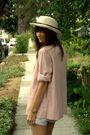 Pink-thrift-blazer