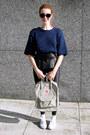 Off-white-kanken-fjallraven-bag-navy-cropped-h-m-trend-sweater