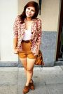Pink-blazer-pink-zara-blouse-brown-random-brand-shorts-brown-thrifted