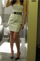 Camilla and Marc dress - Topshop belt - shoes - shoes