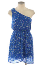 polka dots michal  zoe dress