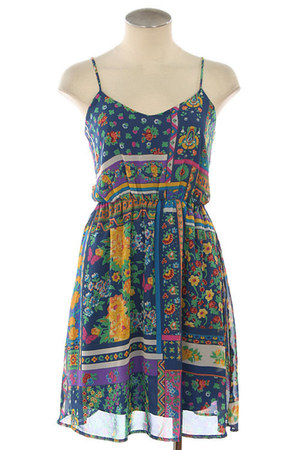 pattern michal  zoe dress
