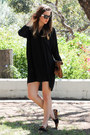 Black-oversized-topshop-dress