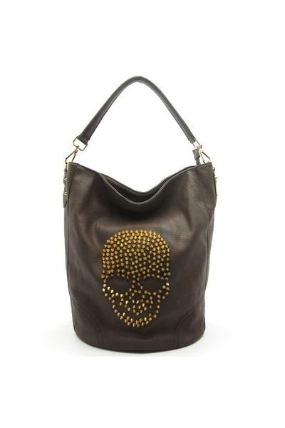 studded handbag bag