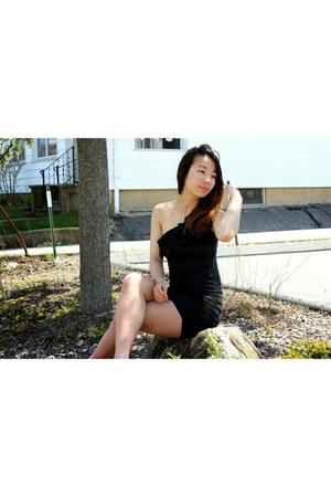 black TMART dress