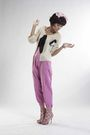Pink-michelles-beige-iconia-cardigan-pink-iconia-pants-pink-gojane-shoes