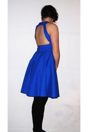 blue misslirjam dress