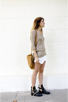 balenciaga boots - Zara shorts
