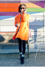 Suede-baggu-bag-round-frame-dries-van-noten-sunglasses-lewitt-cardigan