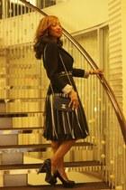 Local store dress - Zara blazer - Chanel purse - GoMax pumps