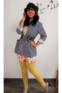 Gray-forever-21-jacket-gray-forever-21-belt-white-forever-21-dress