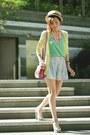 Light-pink-h-m-necklace-bubble-gum-satchel-bag