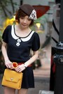 Dress-jeffrey-campbell-shoes-hat-heart-lock-bag-socks-diy-accessories
