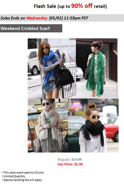 blue scarf - turquoise blue scarf - eggshell scarf - black scarf