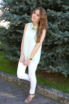 white BLANCO jeans