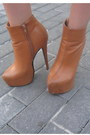 Burnt-orange-deezee-shoes