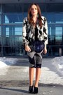 Black-chicwish-coat