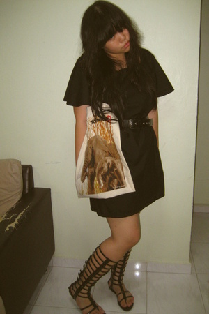 Made dress - purse - urban original shoes