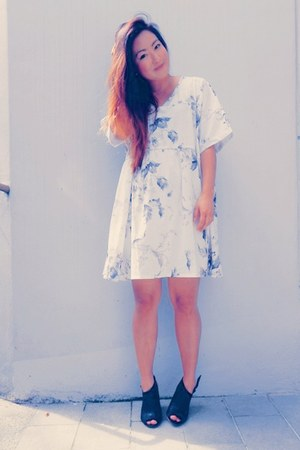 H&amp;M shoes - asos dress