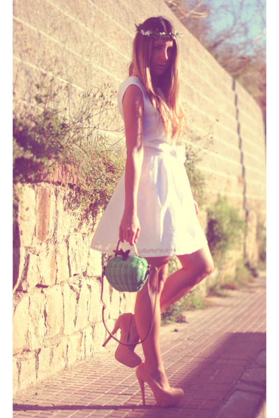 Topshop heels - Love Lova dress - Cla bag