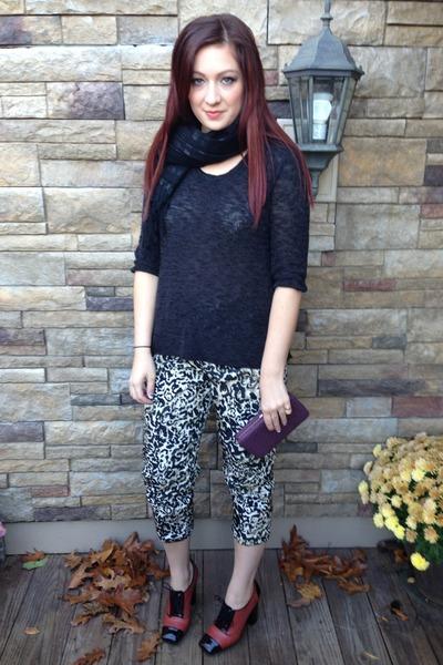 black Target sweater - black Target pants