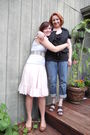 Hair-piece-by-me-accessories-the-gap-skirt-inc-shirt