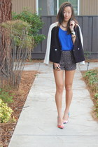 H&M jacket - Aldo shoes