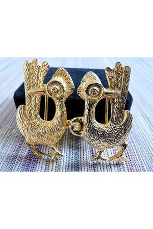 gold mimi di n belt