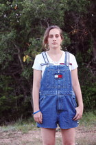 Vintage Tommy Overalls/Dungarees