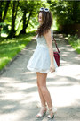Heather-gray-romwe-ring-ivory-shelikes-shoes-light-blue-sheinside-dress